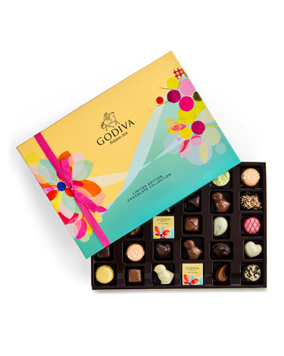 32-Piece Spring Chocolate Gift Box