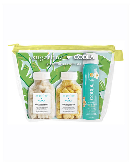 Image 1 of 1: COOLA Stay Tropical Gift Set
