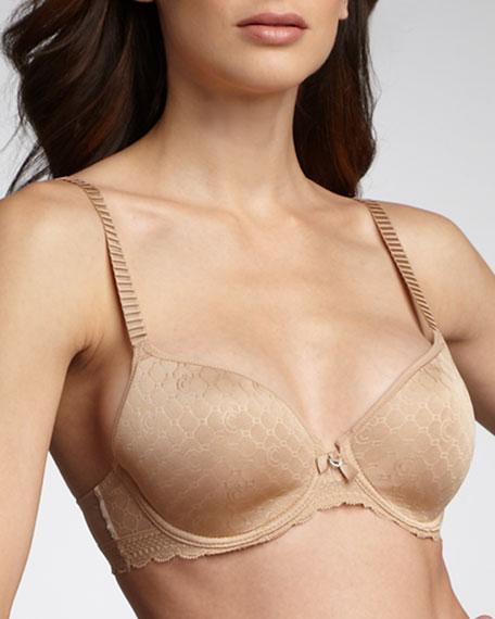 C Chic Spacer Convertible Bra, Perfect Nude