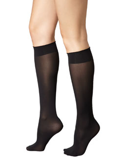 VELVET DELUX KNEE-HIGHS