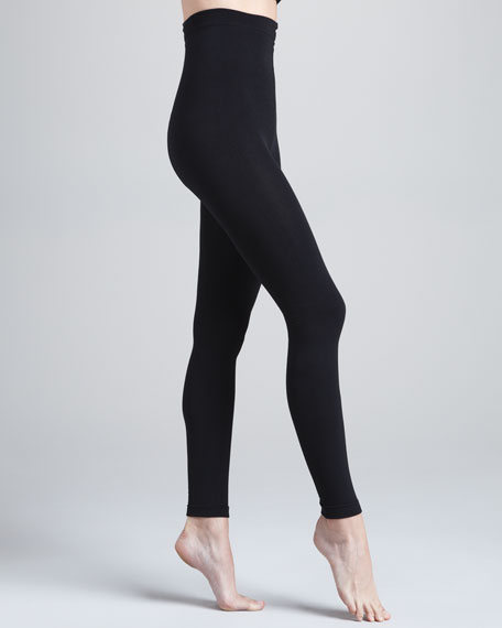 Luxe Layer Leggings, Basic Black