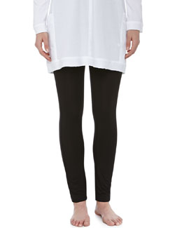 Donna Karan Liquid Jersey Basic Leggings, Black
