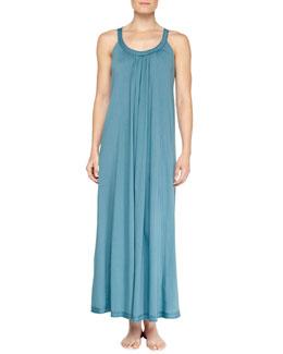 Long Pima Cotton Nightgown