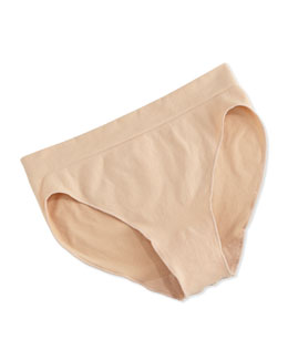 Low-Rise Seamless Bikini Briefs