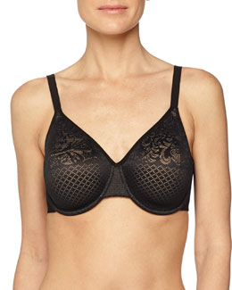 Visual Effects Minimizer Lace Bra