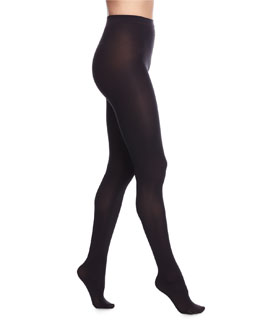 Darleen Faux Thigh-High Tights