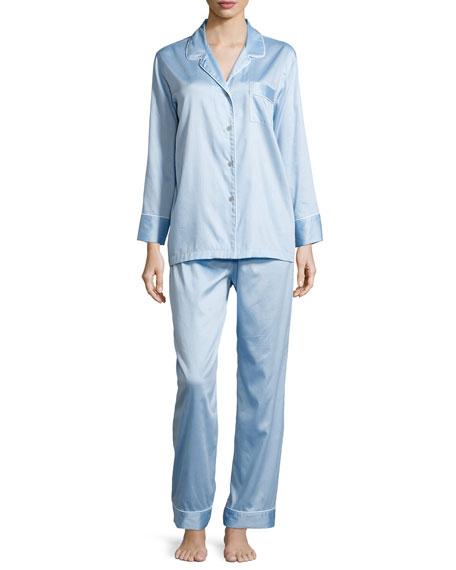 Natori Basic Cotton Pajama Set