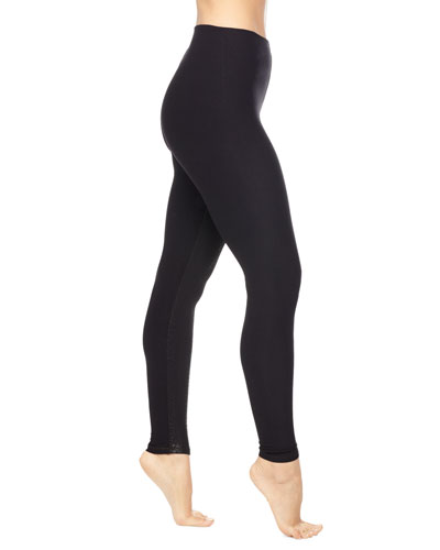 Control Rider Leggings, Black