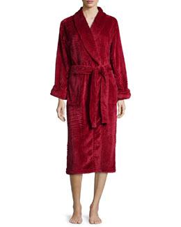 Divine Textured Robe
