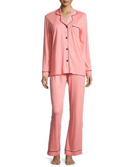 Bella Long-Sleeve Pajama Set