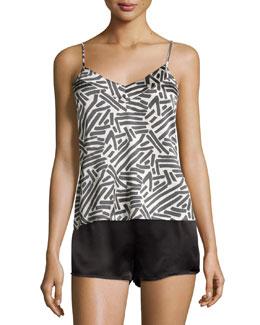 Mila Silk Lounge Camisole