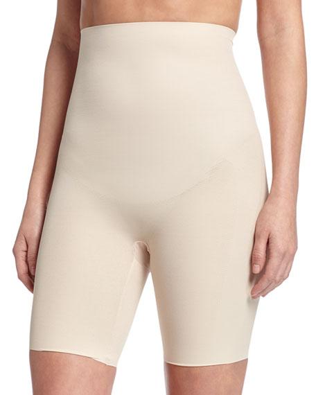 Zoned 4 High-Waist Shaping Shorts