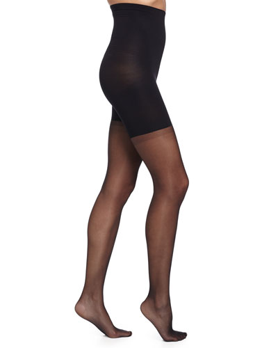 High-Waisted Luxe Sheer Tights
