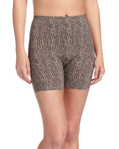 Thinstincts Printed Targeted Girlshort Shaper