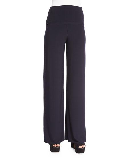 Go Straight-Leg Stretch Pants
