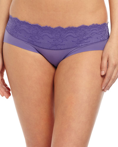 Undie-Tectable® High-Waist Lace Briefs