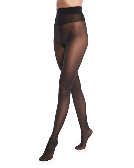 Comfort Cut 40 Tights, Black