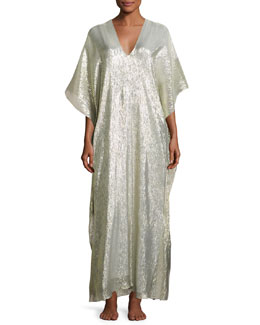 Bright Boubou/Caftan, Gold