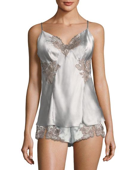 Lillian Lace-Applique Camisole