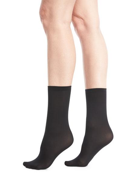 Velvet Semisheer Socks