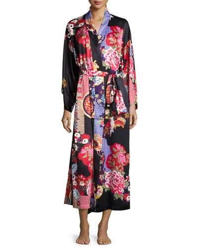 Designer Robes   Caftans   Jersey Robe   Long Caftan at Bergdorf Goodman 5cb7203a1
