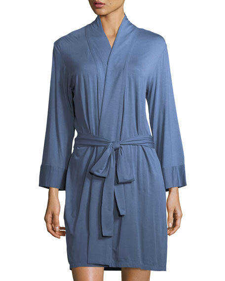 Undercover Wrap Short Jersey Robe