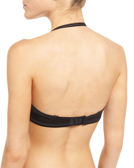 Multiple-Position Memory Foam Bra