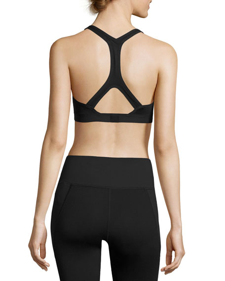 Stow-N-Go IV Sports Bra for A-B Cups, Black
