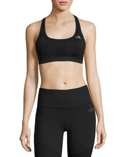 Stow-N-Go IV Sports Bra for A-B Cups  Black