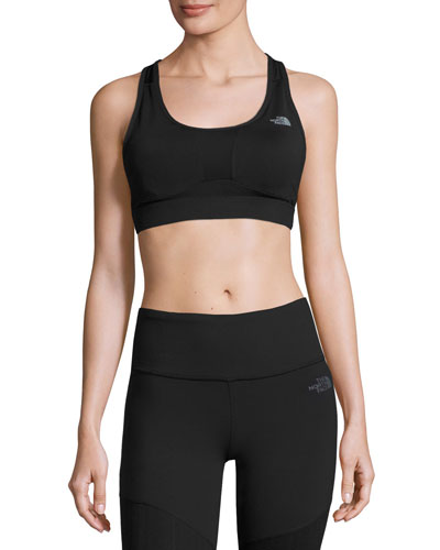 Stow-N-Go IV Sports Bra for C-D Cups  Black