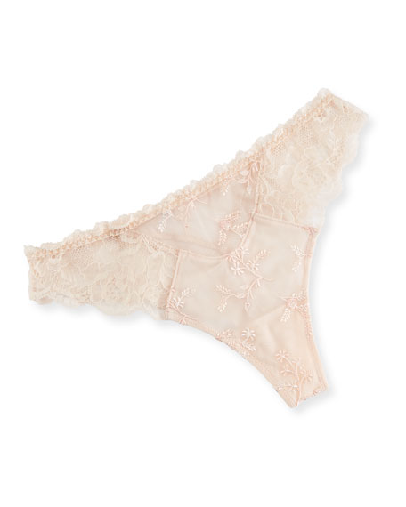 Raffinement Precieu Lace Thong