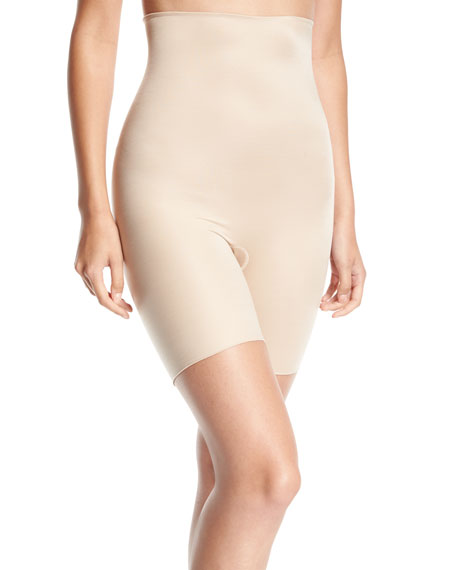 Power Conceal High-Waist Short Shaper Extended