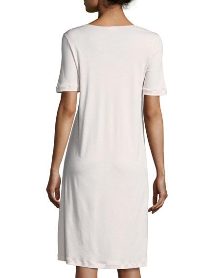 Rosalie Short-Sleeve Nightgown