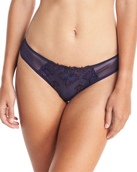Champs Elysees Lace Thong