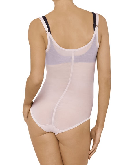 Sheer Decadence Shaping Under-Bust Bodysuit