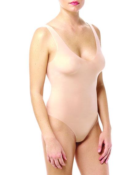 Whisper Tank Thong Bodysuit