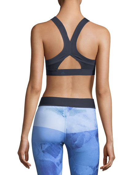 Colorblocked Climachill™ Performance Sports Bra