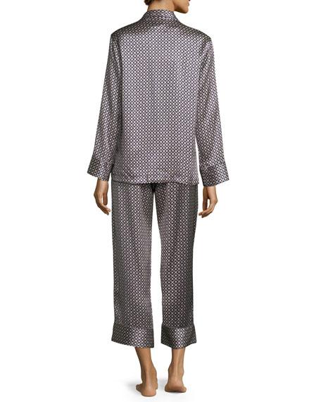Pavilion Silk Pajama Set