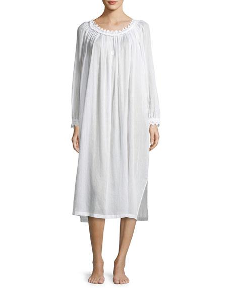Danielle Long-Sleeve Nightgown