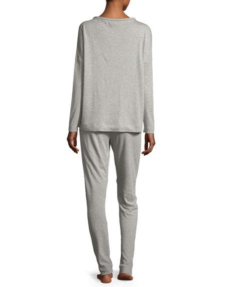 Enie Long Sleeve PJ Set