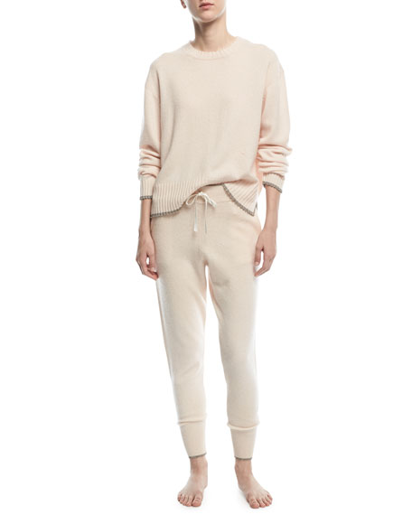 Hailey Cashmere Sweat Pants