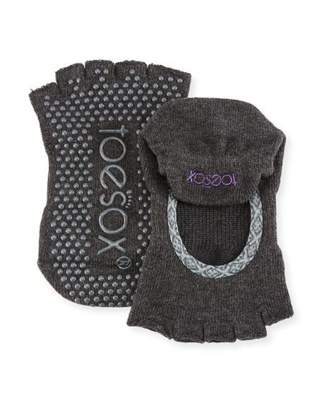 ToeSox Bellarina Grip Half-Toe Socks