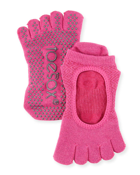 Bellarina Ruby Grip Full Toe Athletic Socks