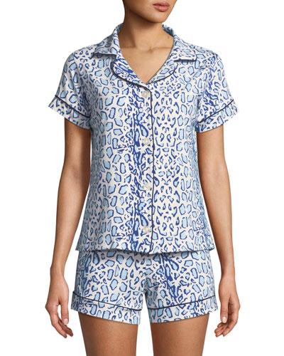 Mighty Jungle Shorty Pajama Set