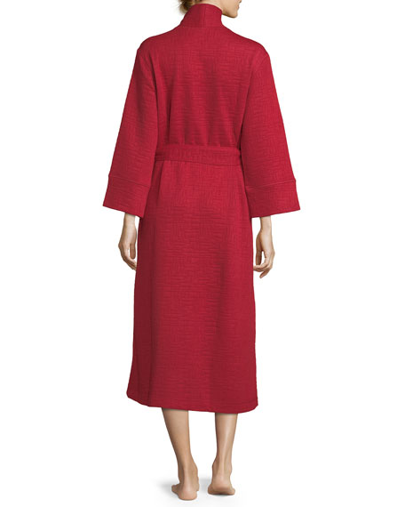Akimo Quilted Robe