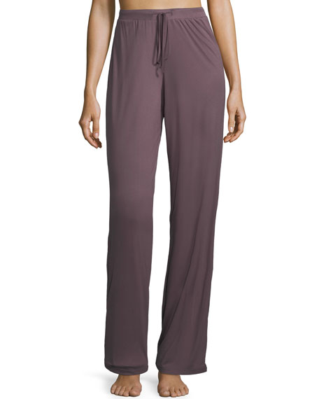 Camille Straight-Leg Lounge Pants