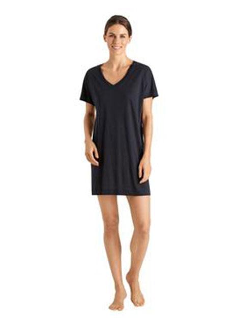 Hanro T-shirts LAURA SHORT-SLEEVE SLEEPSHIRT