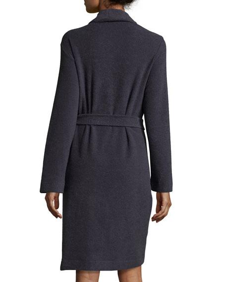 Plush Short Robe