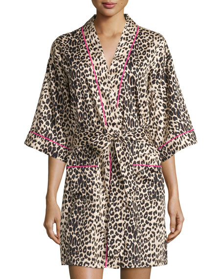 WILD THING SHORT ROBE