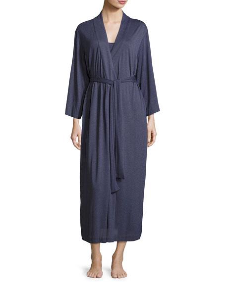 Shangri-La Jersey Robe, Plus Size